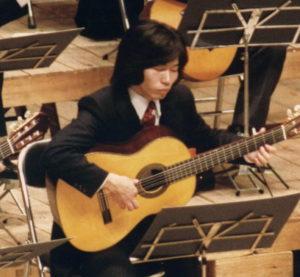 ギター部で演奏