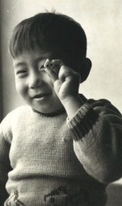 たかまさ2歳の頃