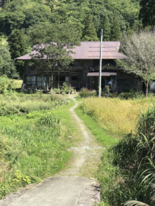 田舎のおばあちゃんの家
